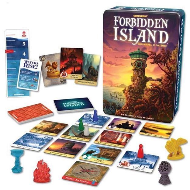 Picture of Card Game - Forbidden Island