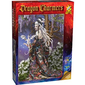 Picture of Holdson Puzzle - Dragon Charmers, 1000pc (Myerasalome)