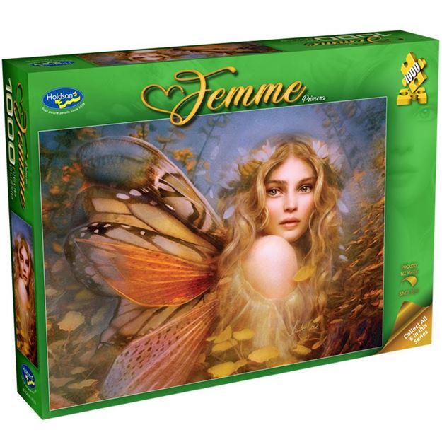 Picture of Holdson Bargain Puzzle - Femme, 1000pc (Primera)