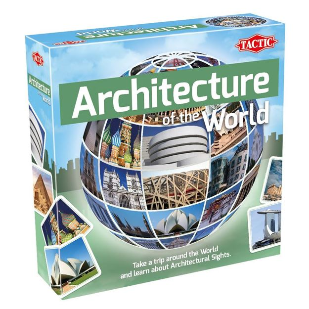 Picture of Architecture of the World