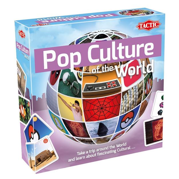 Picture of Pop Culture of the World