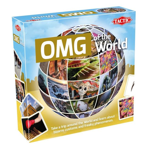 Picture of OMG of the World