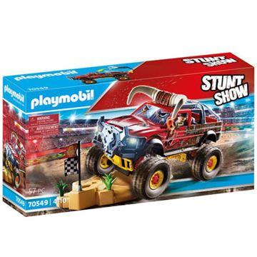 Picture of Playmobil - Bull Monster Truck