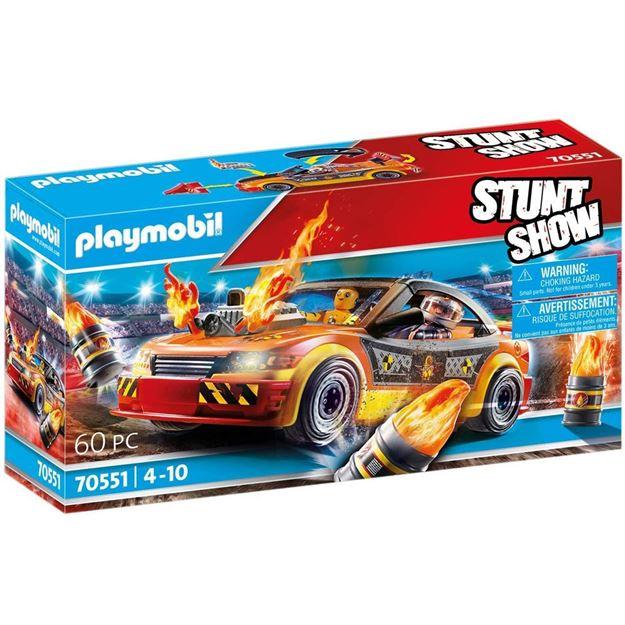 Picture of Playmobil - Crash Car