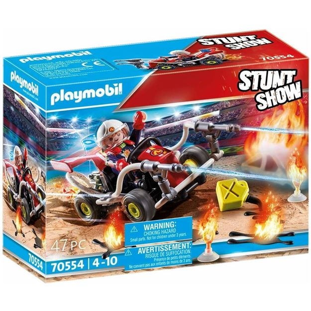 Picture of Playmobil - Fire Quad