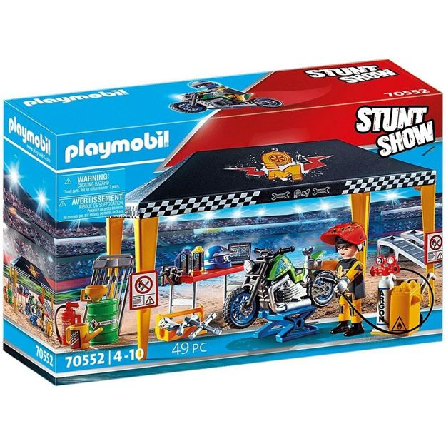 Picture of Playmobil - Service Tent