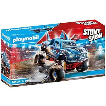 Picture of Playmobil - Shark Monster Truck