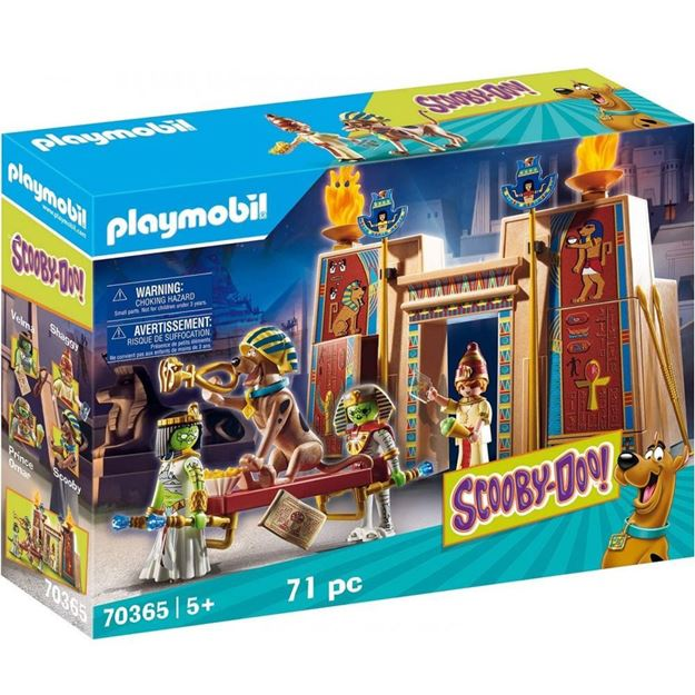 Picture of Playmobil - Scooby-Doo - Adventure in Egypt