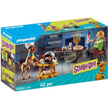Picture of Playmobil - Scooby-Doo - Dinner with Shaggy