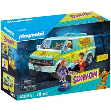 Picture of Playmobil - Scooby-Doo - Mystery Machine