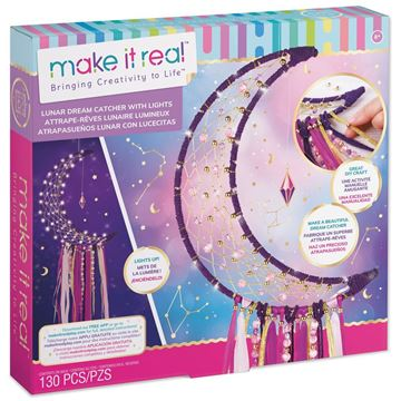 Picture of Make It Real - Dream Catcher with Lights