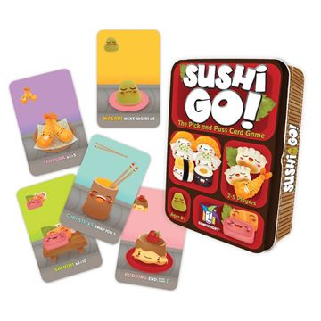 Picture of Card Game - Sushi Go!