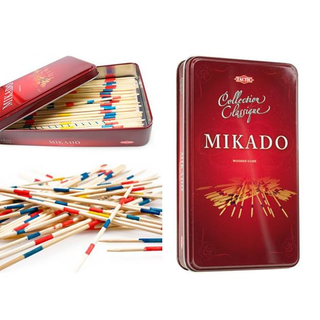 Picture of Mikado in a Tin