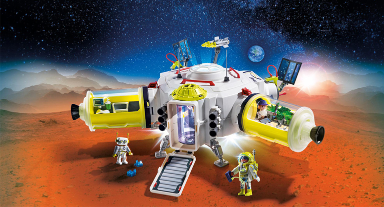 Venture into undiscovered worlds with Playmobil where the possibilities are endless.